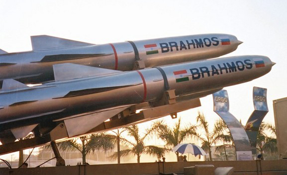 Image result for Indian BrahMos Extended Range missiles