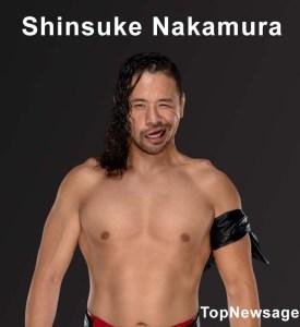 Shinsuke Nakamura net worth