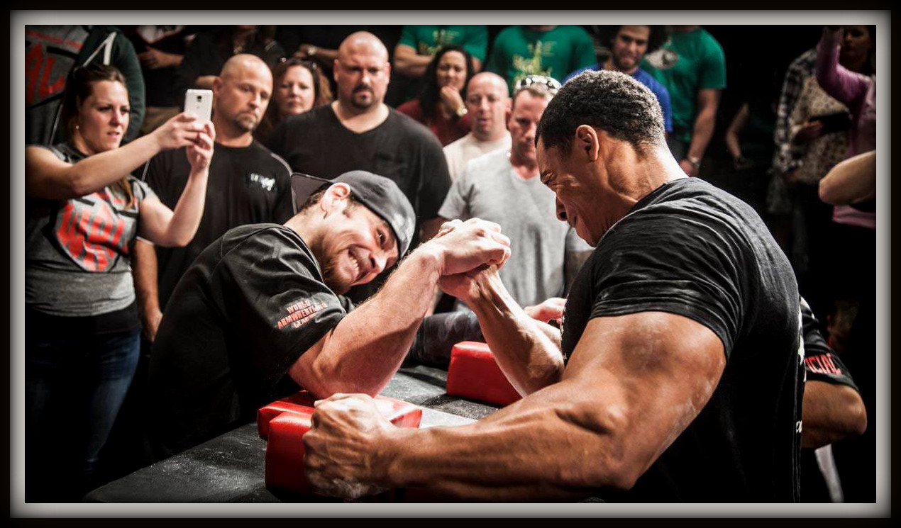 how to win at an arm wrestle