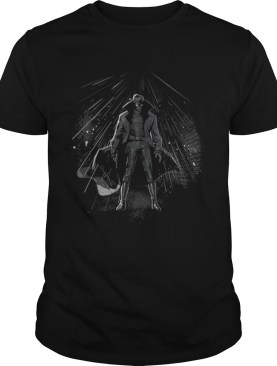 Marvel Spiderman Into The Spiderverse Noir Peter Shirt