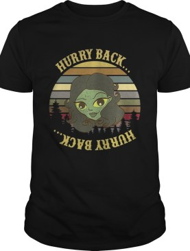 The Haunted Mansion hurry back sunset shirt