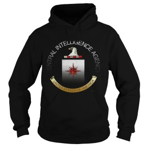 Central Intelligence Agency United States of America Hoodie