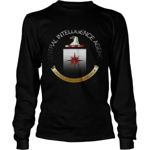 Central Intelligence Agency United States of America LongSleeve