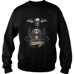 Jack Skellington Avenged Sevenfold Sweatshirt