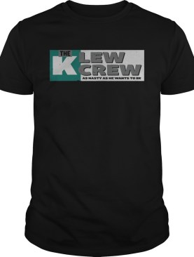 Kyle Lewis The KLew Crew shirt