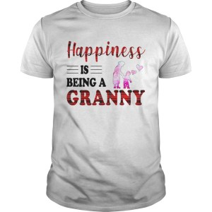 Happiness Is Being A Granny Caro TShirt Unisex