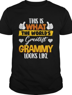 This Is What The Worlds Greatest Grammy Looks Like TShirt