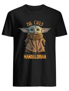 Baby Yoda the child the Mandalorian shirt
