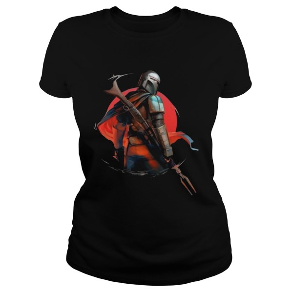 Star Wars The Mandalorian IG11 Battle Ready For  Classic Ladies