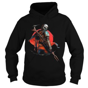 Star Wars The Mandalorian IG11 Battle Ready For  Hoodie