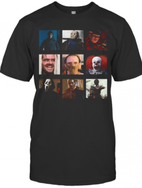 Horror Chapter What Women Look For In A Man T-Shirt