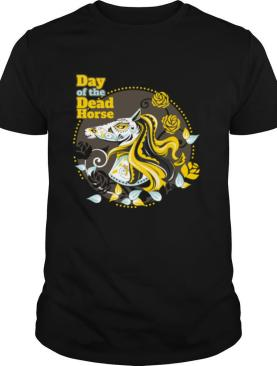 Day Of The Dead Horse Sugar Skull shirt