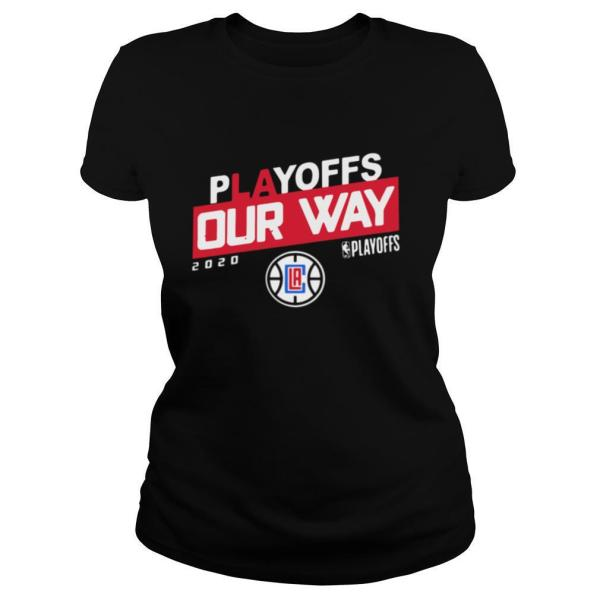 Playoff Our Way shirt