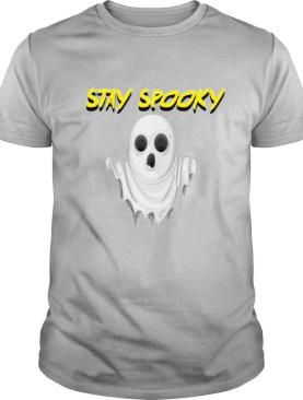 Stay Spooky Funny Halloween 2020 shirt