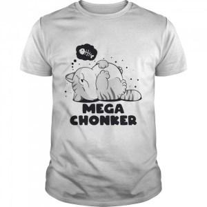 Cat Mega Chonker  Classic Men's T-shirt