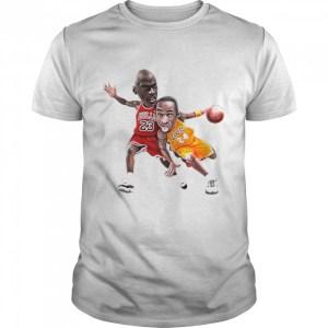 Lebra James and Kobe Bryant 2021 Classic Men's T-shirt