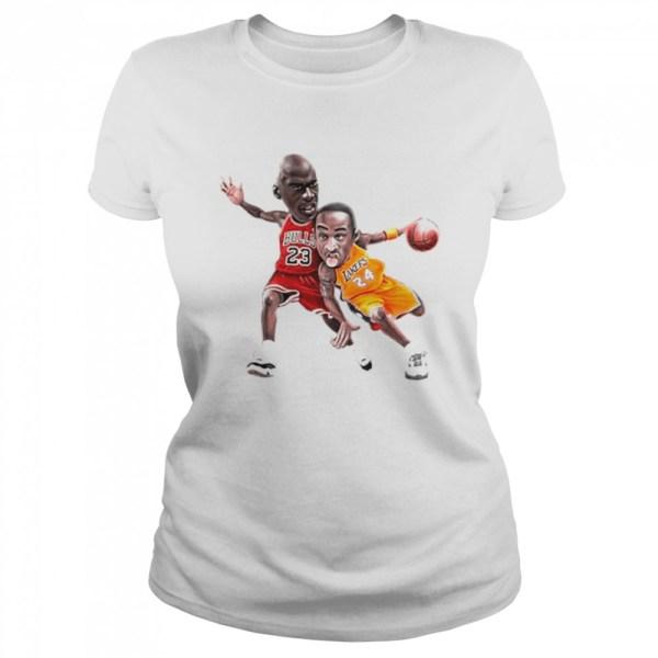 Lebra James and Kobe Bryant 2021 Classic Women's T-shirt