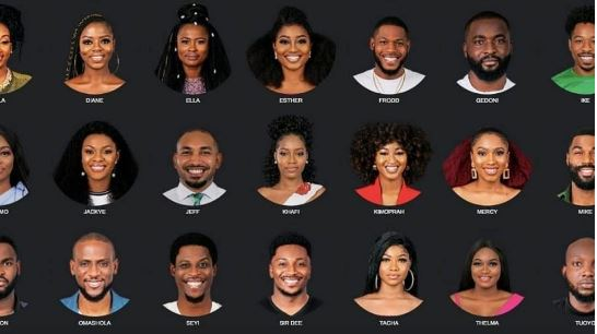 BBNaija 2019: All Housemates Nominated For Eviction