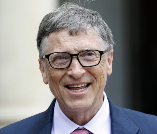 Bill Gates Has Lost World's Second Richest Position To This Man (Photo)