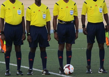 Officials For Nigeria vs Algeria Semi-Final list released