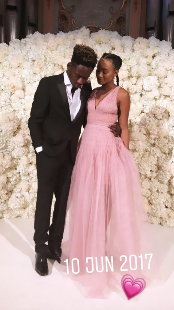 Temi Otedola Celebrates Her Boyfriend, Mr Eazi On His 28th Birthday