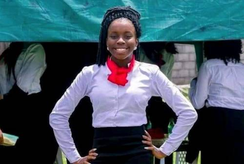 16-Year-Old Girl, Stephany Ugboaja Becomes Youngest Ever Best WAEC Candidate