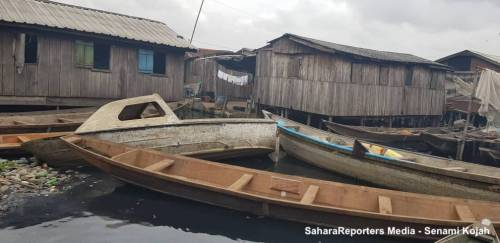 SPECIAL REPORT: How Climate Change Is Affecting Nigeria's Biggest Water Slum
