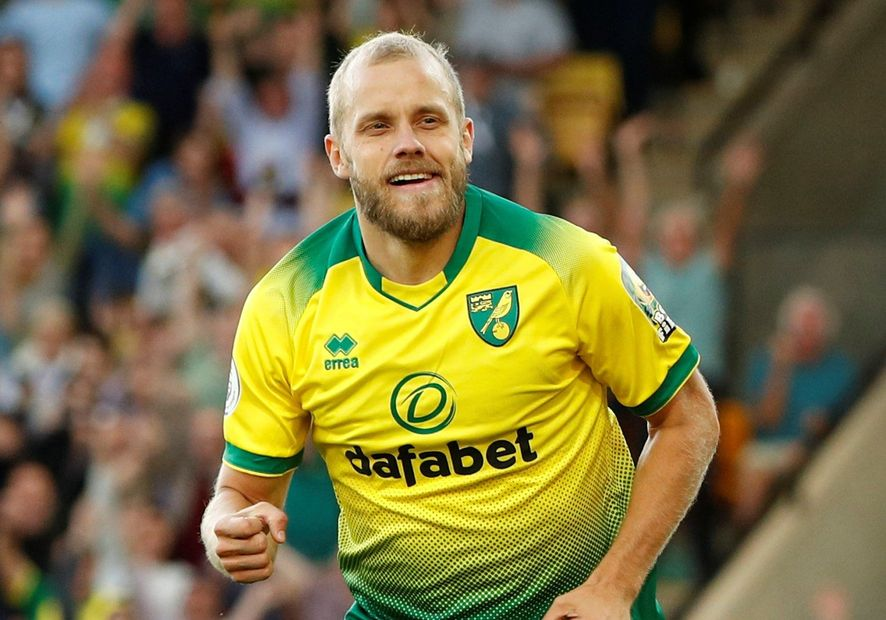 Norwich stuns defending Premier League champion Manchester City