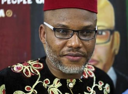 Buhari's suppression led to IPOB agitation, says Kanu
