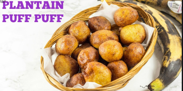 Have Overripe Plantain At Home? Then Let Us Teach You How To Make Plantain Mosa
