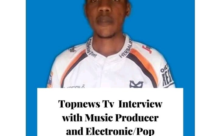 Topnews Tv Interview with Music Producer and Electronic/Pop Artist, Don J