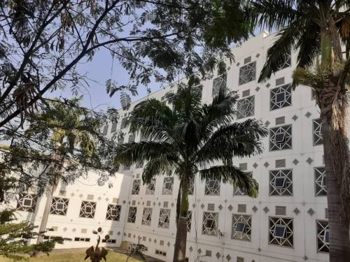 EXCLUSIVE: Photos Of National Assembly Reveal Complex Not In Need Of N37bn Renovation