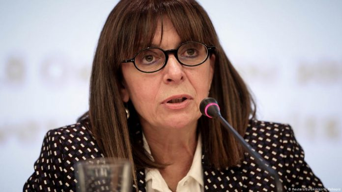Meet 63-Year-Old Katerina Sakellaropoulou, The First Female President Of Greece