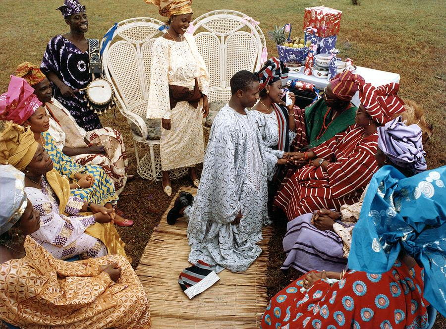 Here's What To Expect On A Yoruba Traditional Engagement List (Eru Iyawo)