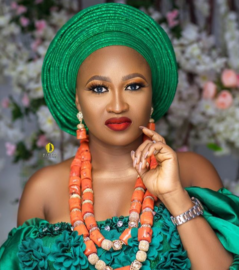 All You Should Know About Actress And CEO ROK Studios, Mary Remmy Njoku As She Turns A Year Older