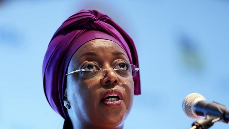 How Diezani escaped Nigeria and became Commissioner in Dominica