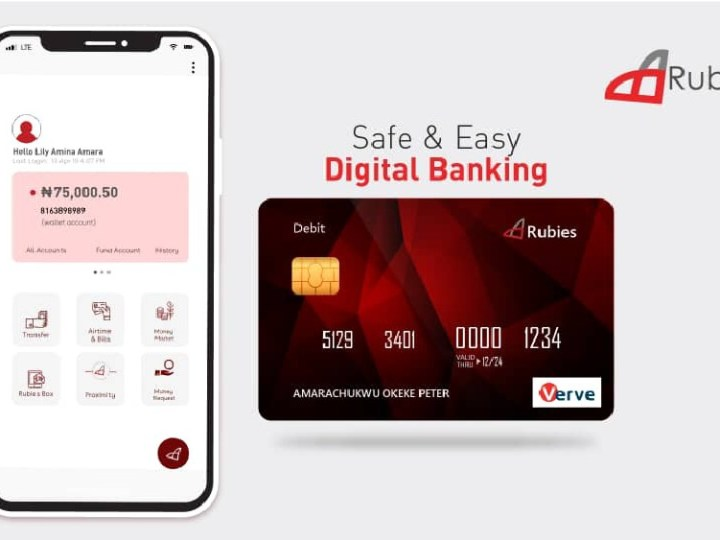 Rubies Business Banking and FINTECH services