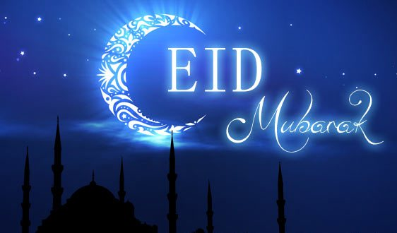 Eid Mubarak to all our Muslim brothers and sisters