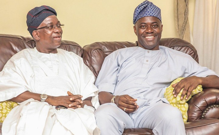 How Oyo Deputy Governor was locked out of Ajimobi's 8th day Fidau prayer