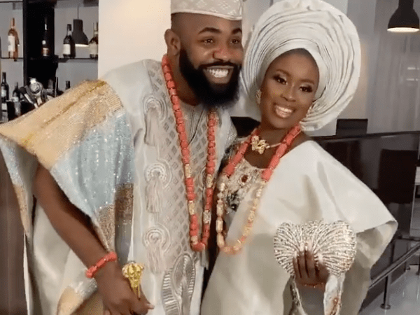 First Look at Woli Arole & Yemi's Traditional Wedding | #BecomingtheBayeguns