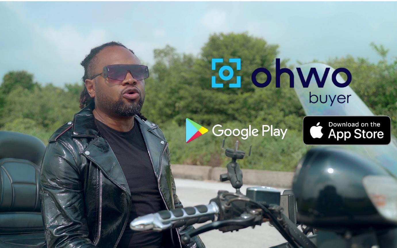 Must Watch! Cohbams rides a Power Bike, promises to disrupt Payment System with Ohwo App