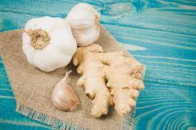 The health benefits of garlic and ginger are unbelievable