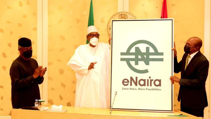 What We Know About the Newly Launched CBN Digital Currency 'eNaira'