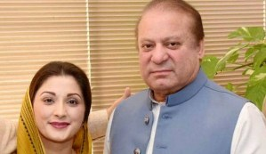 nawaz sharif & maryam-sharif