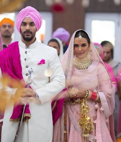 neha dophia marriagee