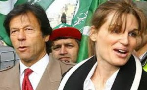 Jemima-Khan-and-Imran-Khan