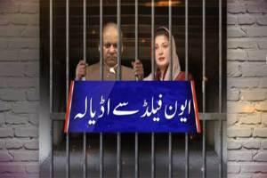 nawaz sharif arrested