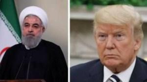trump and rohani
