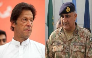 imran with army chief