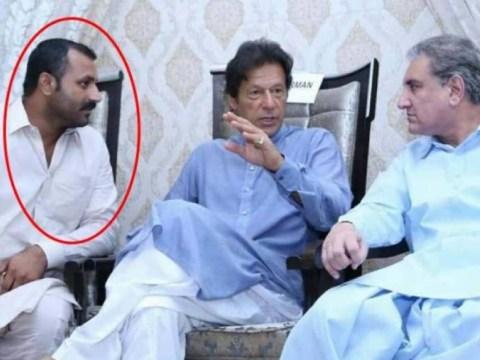 imran with munsha bomb
